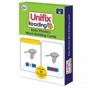 Early Phonics Word-Building Cards