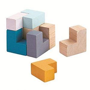 3-D Puzzle Cube