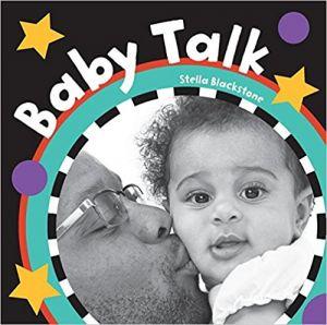 Baby Talk Board Book