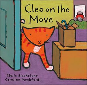 Cleo on the Move
