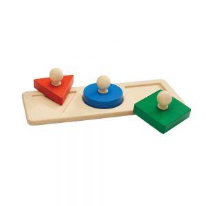 Shape Matching Puzzle