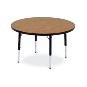 Round table with standard legs size - 36