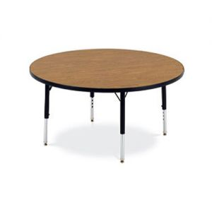 Round table with short legs size - 42