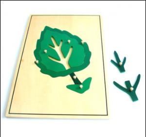 Large Leaf Puzzle