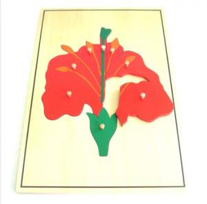 Large Flower Puzzle