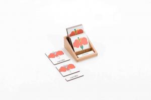Three Part Cards - Flower