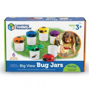 Big View Bug Jars