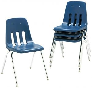 "16"" Chairs - VIRCO - Assorted Colours Available"