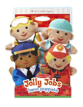 Jolly Helpers Puppet