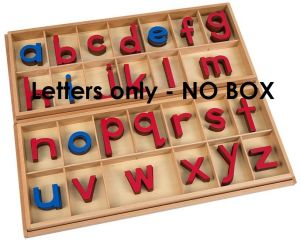Large Moveable Alphabets - NO BOX