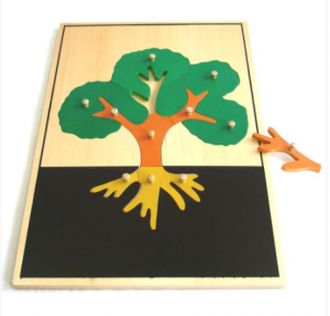 Large Tree Puzzle