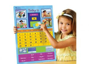 Magnetic Learning Calender