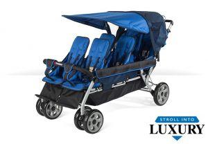 LX6 6 Passenger Stroller