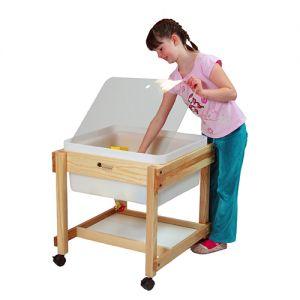 Small Hardwood Water Table