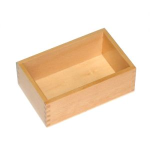 Box for Individual Spindles - set of 10