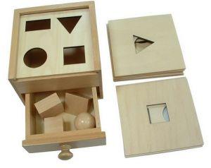 Multiple Lid Sort Box