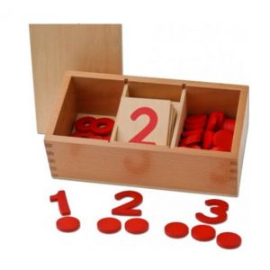 Cards, Numerals, and Counters