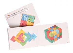 Square Puzzle Templates