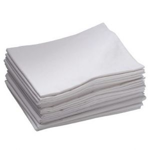 Sheets for Cots - White