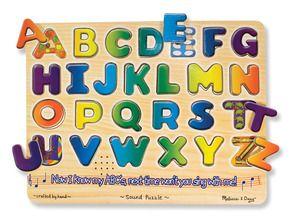 Sound Puzzle Alphabet