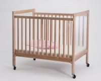 Cribs - Clear View Adjustable Bottom Crib